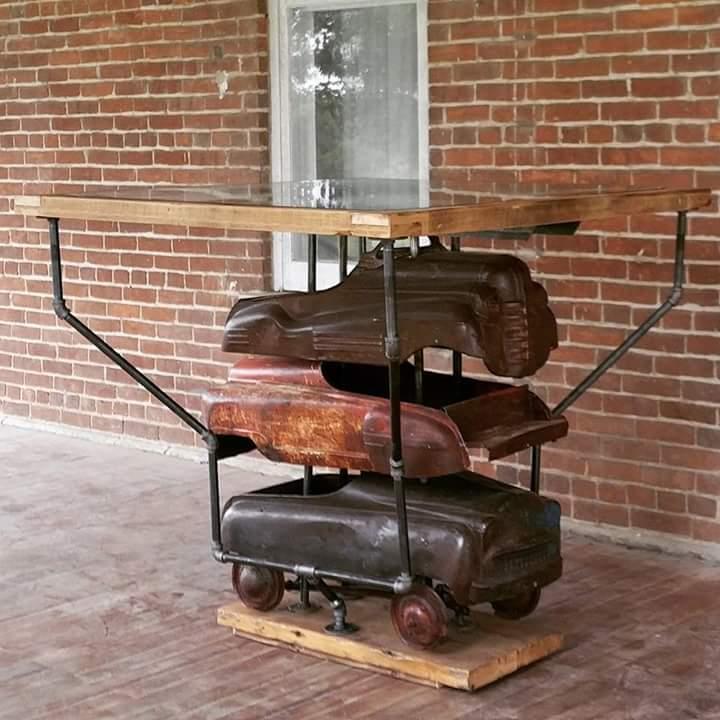Pedal Car PT
