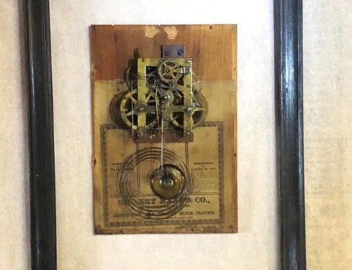 Clock Interior Art