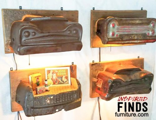 Pedal Car Wall Sconce Lamps